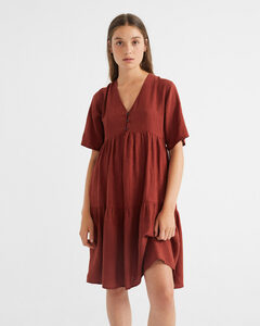 Kleid - Hemp Fresia - aus Tencel&Hanf - thinking mu
