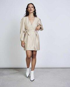 Kleid SANDRA goldenblizz - JAN N JUNE