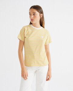 T-Shirt - Stripes - aus Bio-Baumwolle - thinking mu