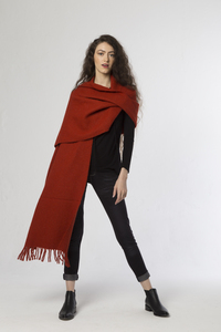 Schal Michele aus Lama - TASHAY