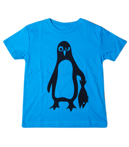 päfjes - Pinguin Paul - Fair Wear Bio Kinder T-Shirt - päfjes
