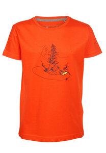 Kinder T-Shirt Curvybus - Elkline