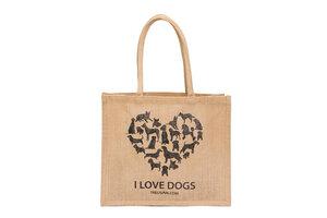 "Eco Shopper ""I love dogs"" - Treusinn"