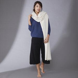 XL Schal Nicola aus Merino - TASHAY