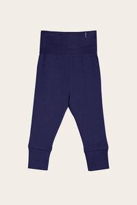Bio Baby Hose mit breitem elastischen Bund - Merle - Lana naturalwear