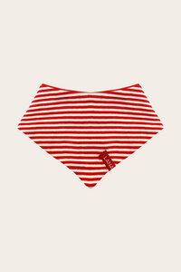 Bio Baby Wendehalstuch uni mit Streifen oder Punkte - Paula - Lana natural wear