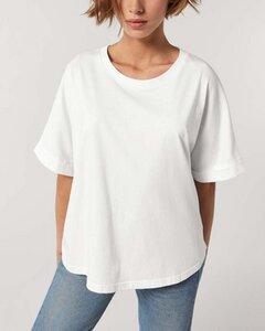 Vintage Damen T-Shirt aus Bio Baumwolle, Oversize - YTWOO