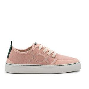 Sneaker aus recycelter Baumwolle - Tagore - Vesica Piscis Footwear