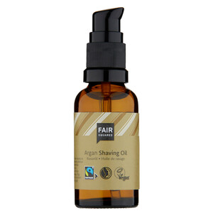 FAIR SQUARED After Shave Oil Argan 30 ml ZERO WASTE - Fair Squared
