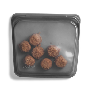 "Stasher Bag: Wiederverwendbarer Lebensmittelbeutel ""Sandwich Bag"", 18x19x1 cm - Stasher Bag"