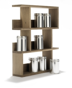 GEWÜRZREGAL GOURMET / Spice Rack / sidebyside / German Design - Side by Side