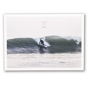 """Print """"Surf"""", A4, Recycling Papier - Waterkoog"""
