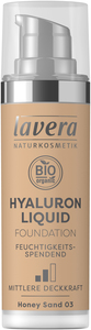 HYALURON LIQUID FOUNDATION - Lavera