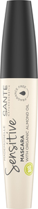 Mademoiselle Sensitive Mascara 01 Black - Sante