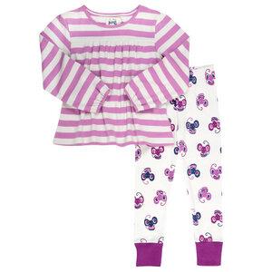 Mädchen Pyjama Mäuschen - Kite Kids