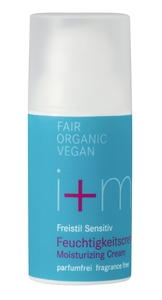 Freistil Sensitiv Feuchtigkeitscreme - I + M Naturkosmetik