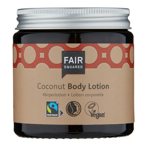 Bodylotion Coconut 100ml - Fair Squared