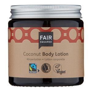 Fair Squared Bodylotion Kokos 100ml - Hautpflege Körperlotion Coconut - Fair Squared