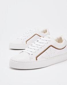 Laced Sneaker #gràcia, dein lässiger Minimalist  - NINE TO FIVE