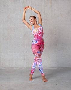 Yoga Top Bravery Pink - Spirit of OM