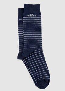 Bleed Socks Dark Blue - bleed