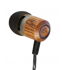 Kopfhörer MARLEY Chant Midnight In-Ear Micro - House of Marley
