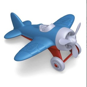 Green Toys Flugzeug - Blau - Green Toys
