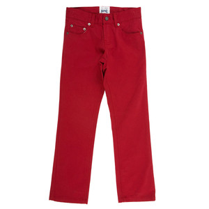 Slim Fit Jeans rot - Kite Kids