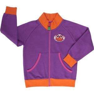Sweat Jacket purple - Fred's World by Green Cotton