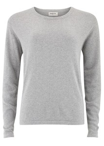 LANA JUMPER GREY - People Tree