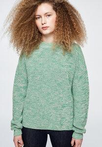 AANAIS MELANGE - Damen Pullover aus Bio-Baumwolle - ARMEDANGELS