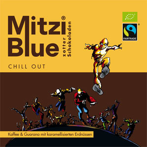 Mitzi Blue Chill out  - Zotter