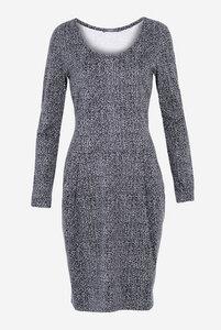 Kleid Berit schwarz - Lana