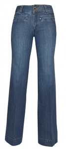 Marlene Jeans Amanda Ocean Blue/Honey - SEY