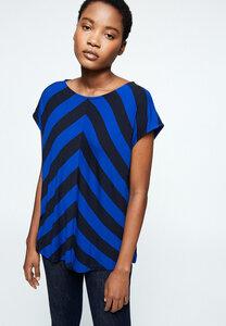 ELVAA STRIPE MIX - Damen T-Shirt aus TENCEL Lyocell Mix - ARMEDANGELS