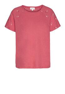 AAMIRA MINIFLOWERS - Damen T-Shirt Bio-Baumwoll Mix - ARMEDANGELS