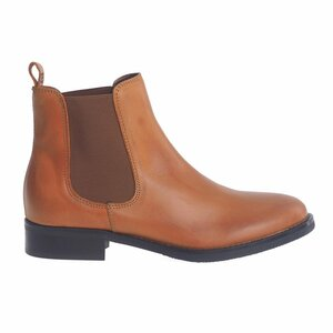 Stiefelette Stella Chelsea Bootie - Grand Step Shoes