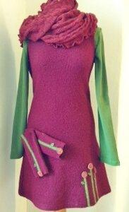 Longtop Rosalie - Lana naturalwear