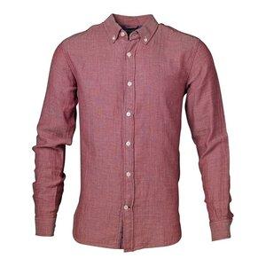 Fishbone Shirt Anemone - KnowledgeCotton Apparel
