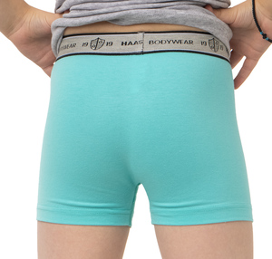 Jungen Pants 3er Pack- Single Jersey - Haasis Bodywear