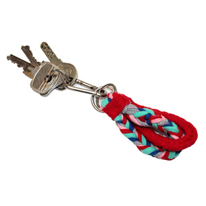 Schlüsselanhänger Boracay - Olivia & Diego