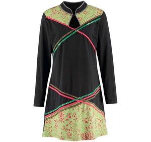 Jersey-Tunika aus Bio-Baumwolle 'Vardina' - Himalaya