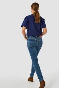 Jeans Skinny Fit - Juno High - Eco Myla light used/mid blue - Kings Of Indigo