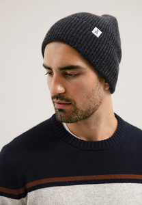 MAAX - Herren Mütze aus Bio-Woll Mix - ARMEDANGELS