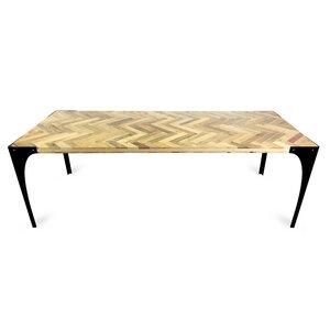 Tisch Able palletten holz fischgrät upcycling - Tolhuijs Design
