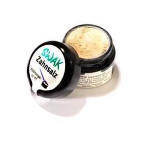 Zahnsalz mit pulverisiertem Miswakholz als Zahnpasta-Konzentrat - SWAK