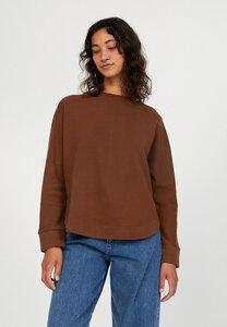 HELAA LOGO - Damen Sweatshirt aus Bio-Baumwolle - ARMEDANGELS