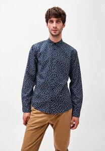 QUINAA GRASS - Herren Hemd aus Bio-Baumwolle - ARMEDANGELS