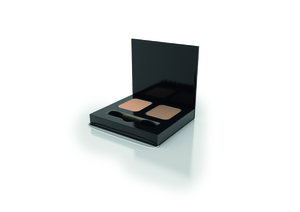 Matt Collection Lidschatten M1 brown - alva naturkosmetik