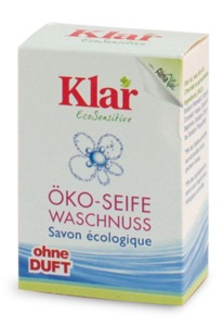 Öko-Seife Waschnuss - Klar